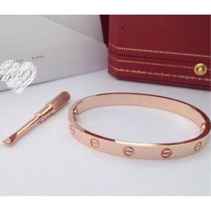 5⭐️ Rated ❤️ Screw Head Bracelet w Screwdriver RG